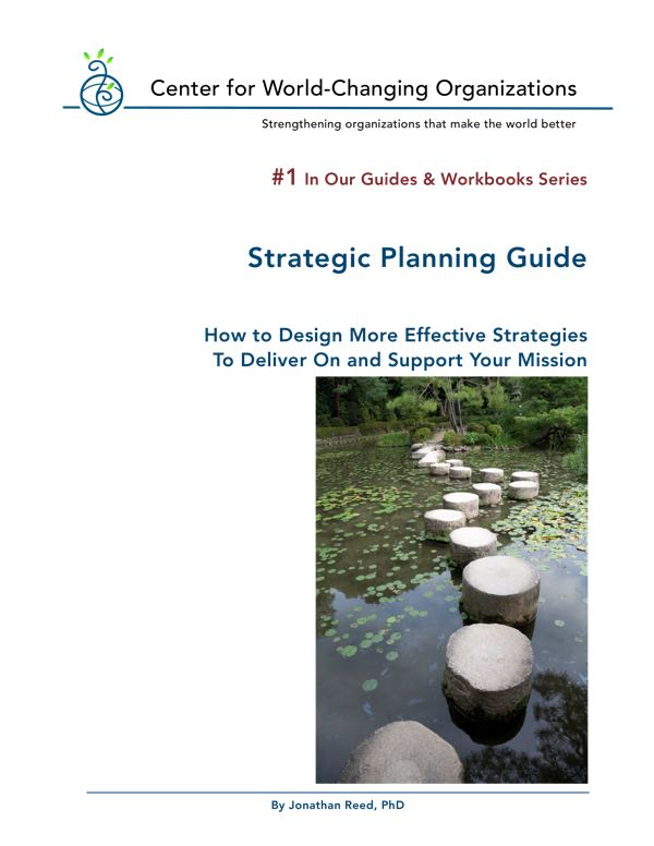 Strategic planning guide cover